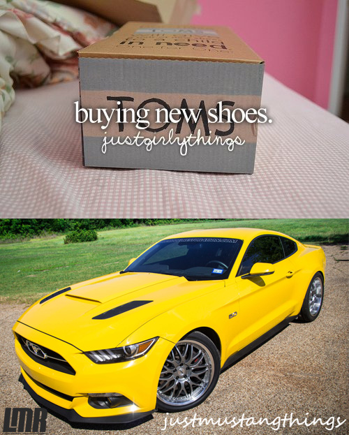 Just Mustang Things - Justag Mustang Things 2