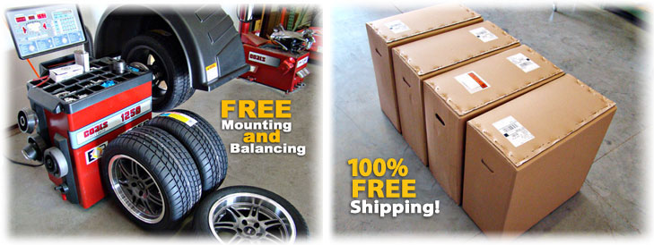 Mount And Balance Tires >> Lmr Com Wheel Tire Kits Free Shipping And Free Mounting